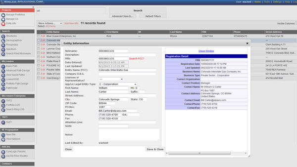 Wireless Applications, Corp - Discover SiteSync Pro